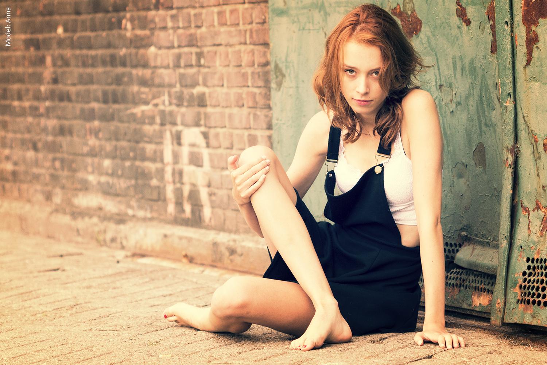 Modelfotografie - Anna