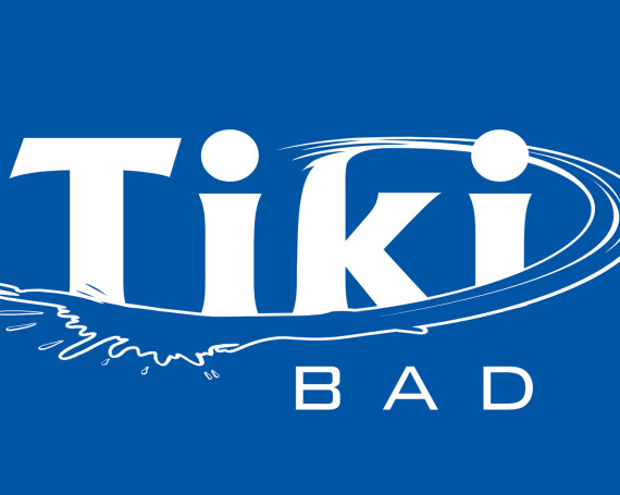 Tikibad logo
