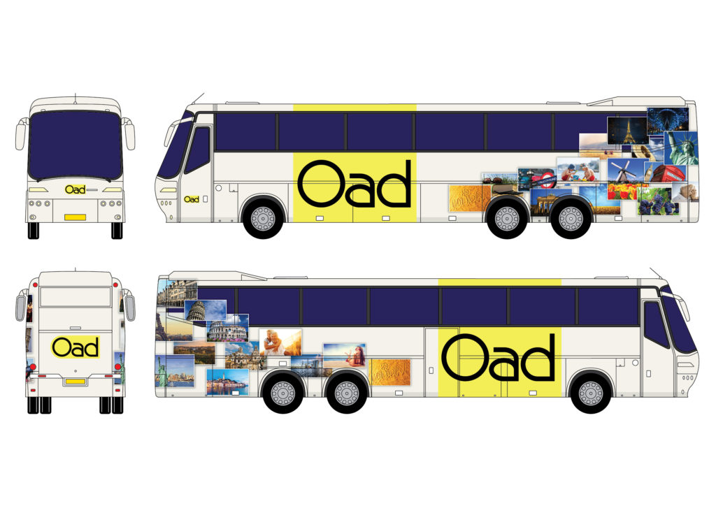 Touringcar OAD - ontwerp 01-01