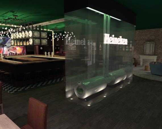 Heineken Plaza Pub